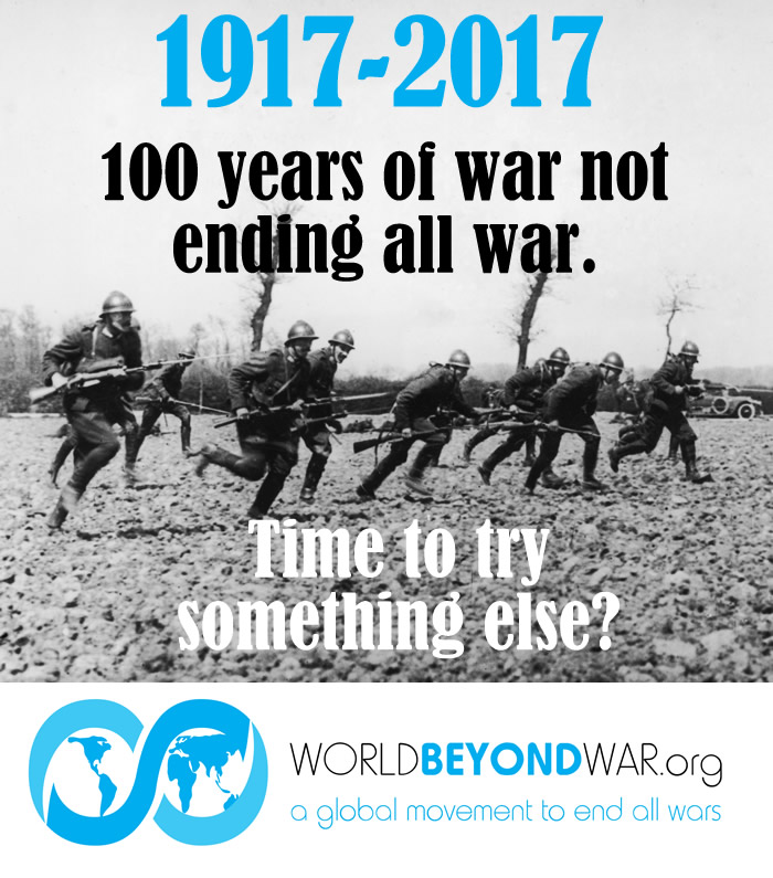 100 Years of Using War to Try to End All War