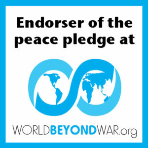 Thank you for joining the movement - World Beyond War