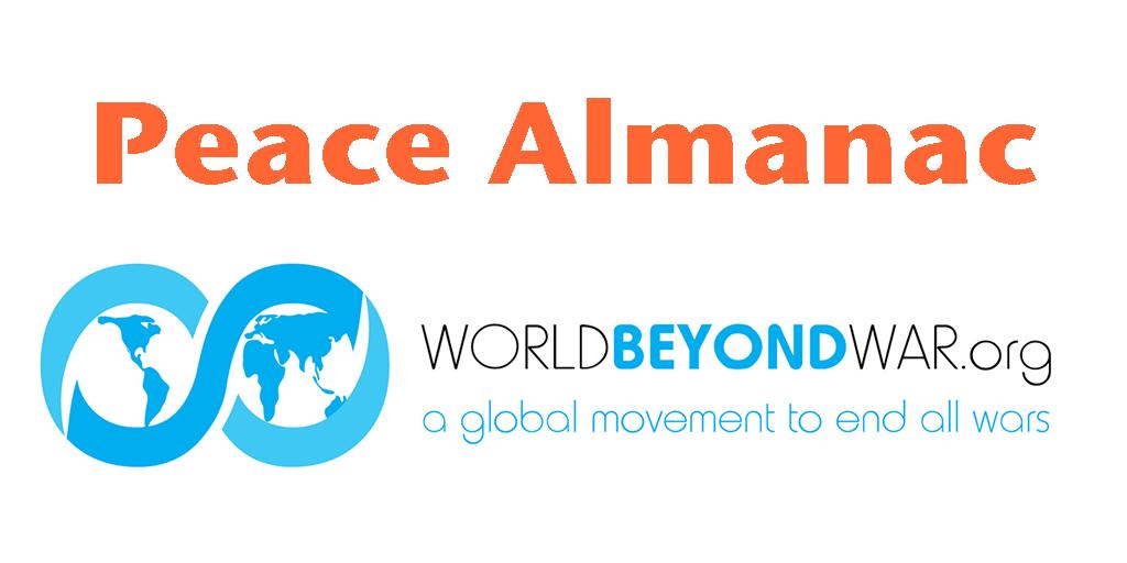 Aminci Peace Almanac Yuni - Duniya ta Tsakiya