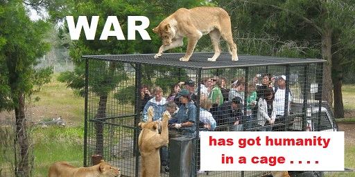 The Iron Cage of War: The Present War System Described