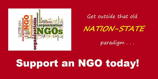 International Non-government Organizations: The Role of Global Civil Society