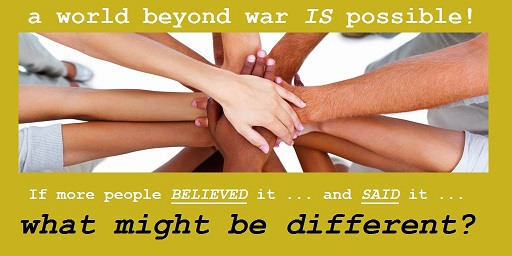 World Beyond War July 2015 Social Media Campaign