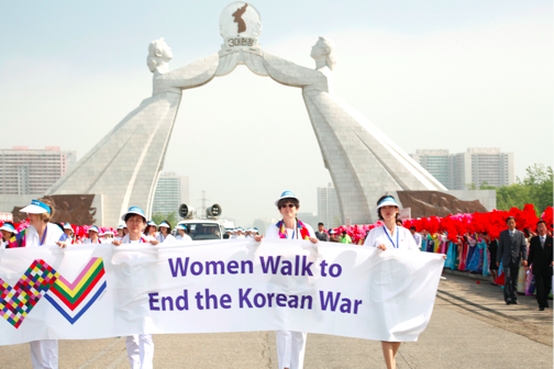 Knives Are Out for Those Who Challenge Militarization of the Korean Peninsula