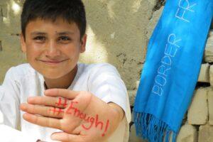 Habib says #Enough War!