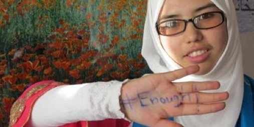 World Beyond War October 2015 Social Media Campaign: #ENOUGH #war!