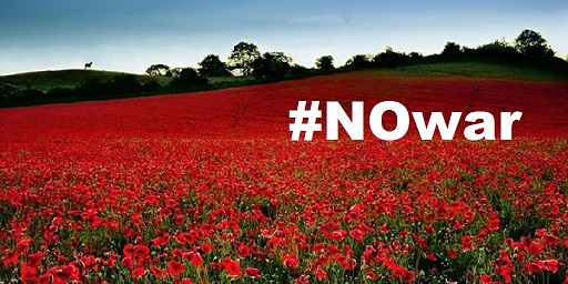 World Beyond War November 2015 Social Media Campaign: #NOwar