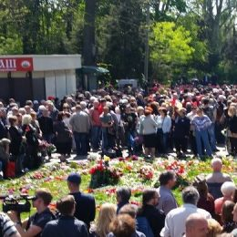 April 10: International Day of Solidarity with the People of Odessa