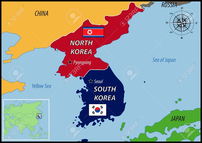 Our options in Korea Only one is lawful and peaceful World