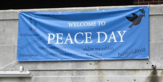 Michiganders Invited to Give Peace a Chance This Week