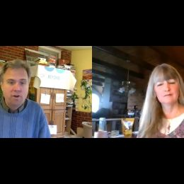 Peace Pentagon HUB Interview: Laura George and David Swanson