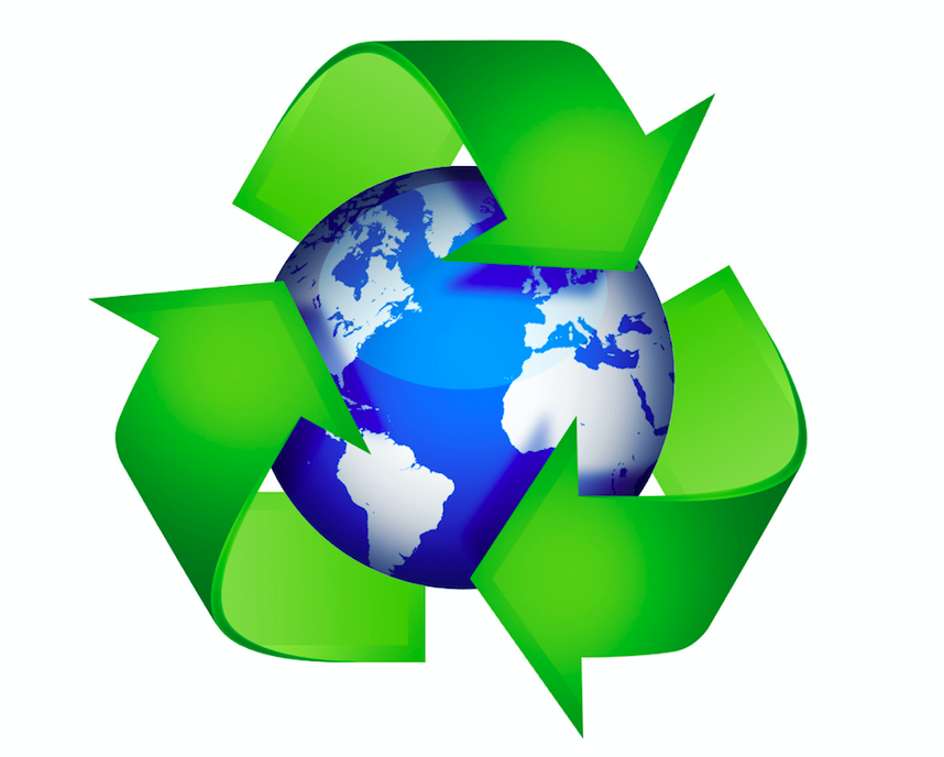 Earth Day - Recyclable Planet