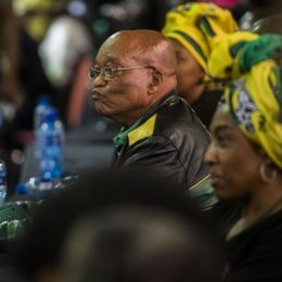 """The reality is that Jacob Zuma should find himself in jail"" – Andrew Feinstein"