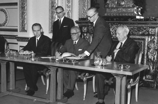 По повод 50 годишнината от Договора за неразпространение на ядрено ...