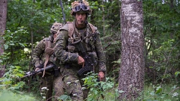 Kanadska vojna stranica za upoznavanje