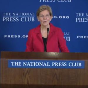 Elizabeth Warren's Anti Corruption Specificity Evaporates When Foreign Policy is Raised