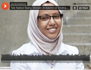 Shireen Al-Adeimi on Talk Nation Radio