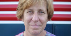 Cindy Sheehan. Foto: Jacob Appelbaum / Wikimedia Commons
