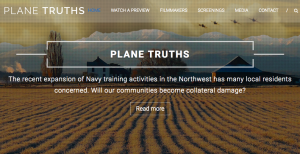 Plane Truths movie promo