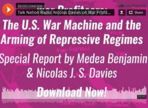 Sprechen Sie mit Nicolas Davies über Nation Radio