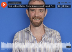 Barry Sweeney on Talk Nation Radio