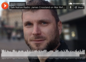 James Crossland on Talk Nation Radio