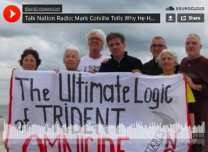 Mark Colville bei Talk Nation Radio