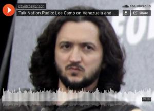 Lee Camp on Talk Nation Radio