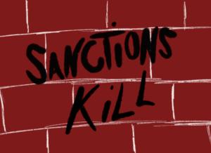 Sanciones de matar