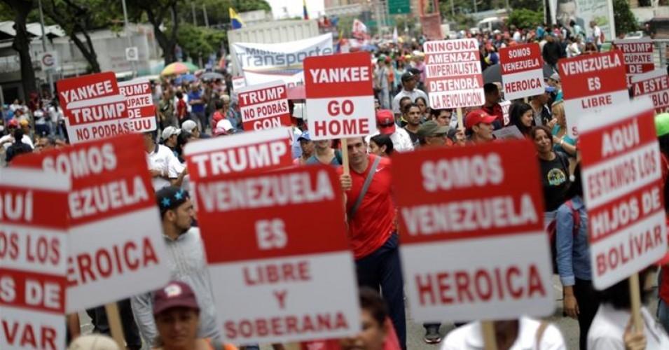 Venezuela: Yankin 68th na Gwamnatin Amurka ta Sauya Cutar