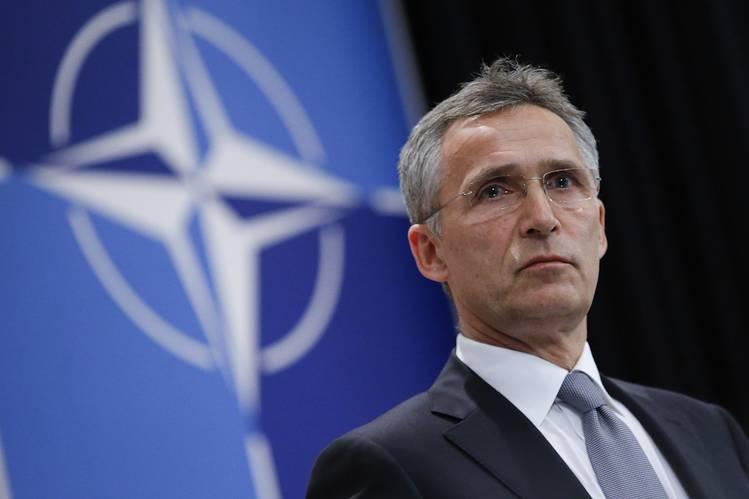 Jens Stoltenberg of NATO