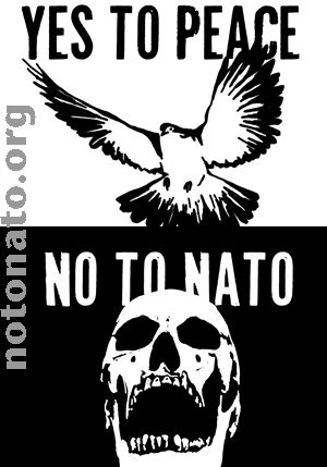 Yes to Peace, No to NATO