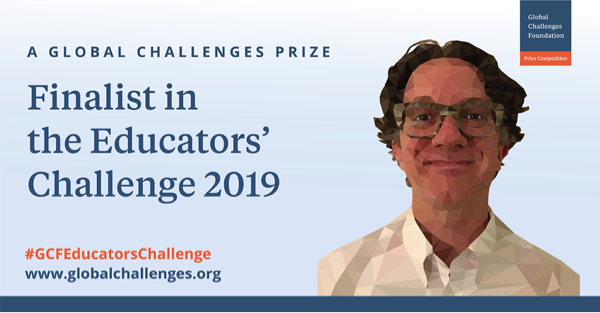 AGSS in Educator's Challenge