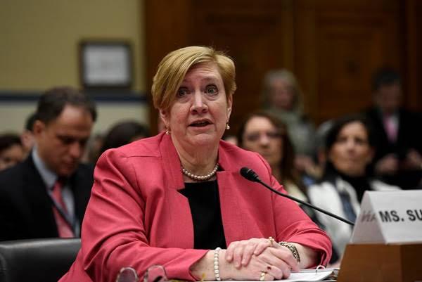 Maureen Sullivan, US Deputy Assistant Secretary of Defense for Environment