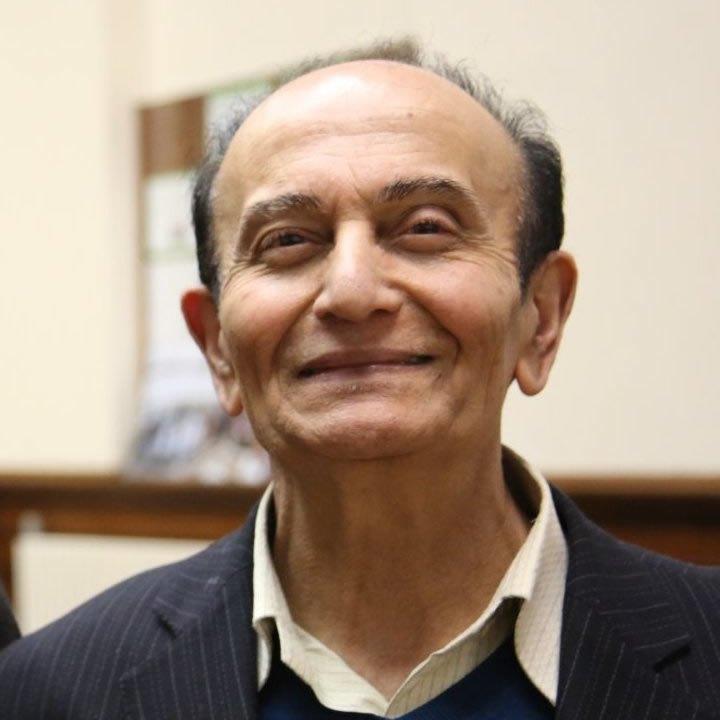 Activista por la paz Vijay Mehta