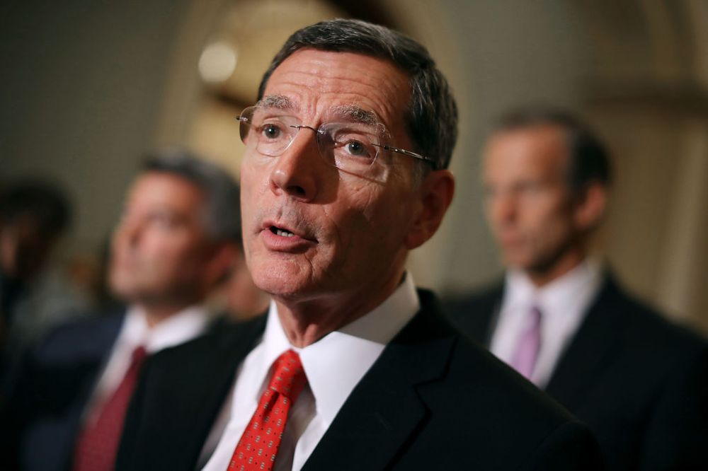 US Senator John Barrasso is enabling extremely hazardous PFAS chemicals for military use