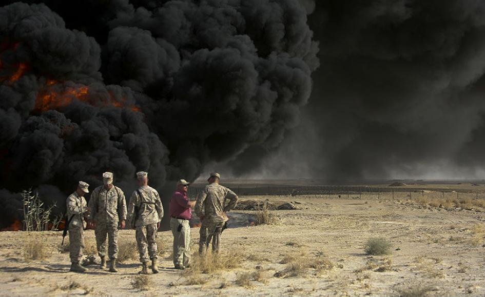 Ang Climate Collapse at ang Responsibilidad ng Militar