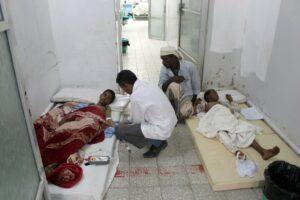 Herido por ataque de avión no tripulado en boda en Yemen