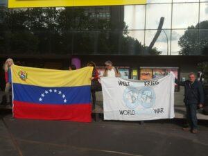 Berliner Solidarität für Venezuela