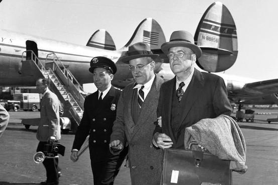 Los hermanos Dulles