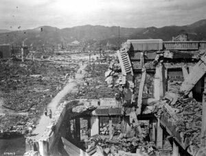 Consecuencias nucleares en Japón