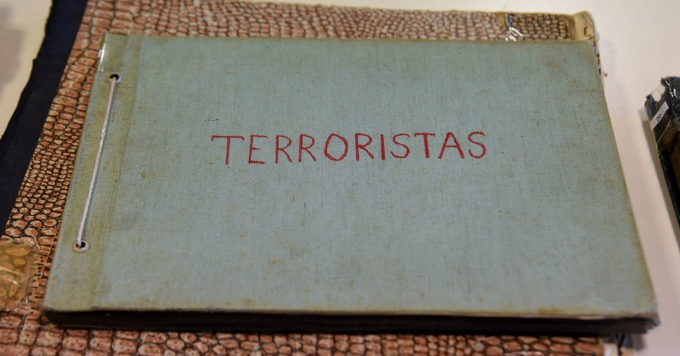 Terroristas - from the archives of Operation Condor