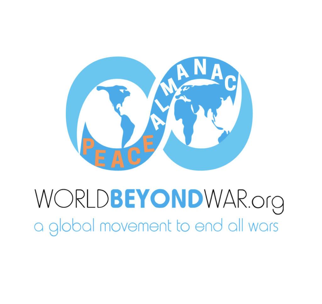 Kapayapaan Almanac Hulyo - World Beyond War