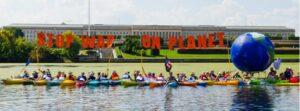Peace Flotilla in Washington DC