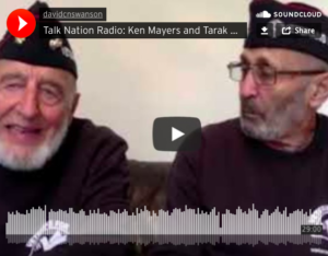 Tarek Kauff and Ken Mayers on Talk Nation Radio