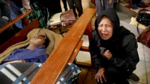 """""""Nos están matando como perros"""": una masacre en Bolivia y una petición de ayuda"""