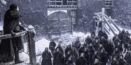 Kastelo Nigra de Game of Thrones
