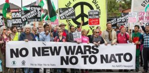 No New Wars, No To Nato
