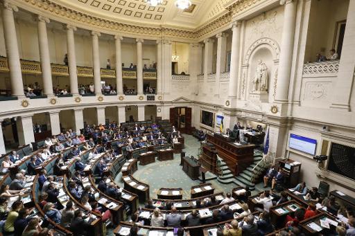 Diputados belgas