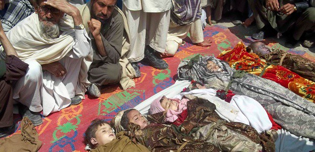 War casualties in Afghanistan