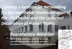 Peacefactory Wanfried